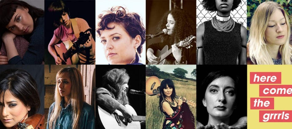 Here Come the Grrrls: Meet the Musicians