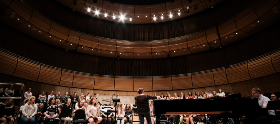 BBC Proms Youth Choir – applications closed
