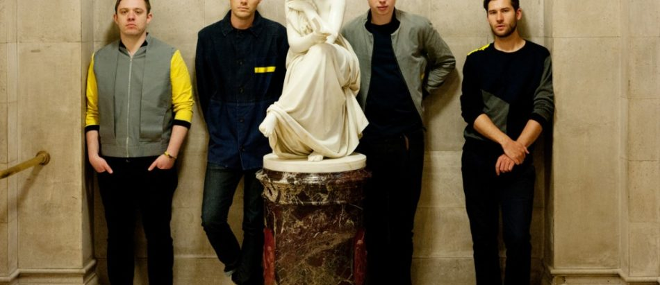 Everything Everything Present: Chaos To Order at Manchester Central Library