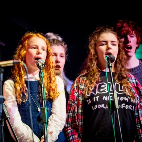 Three Year Programme for Young Musicians