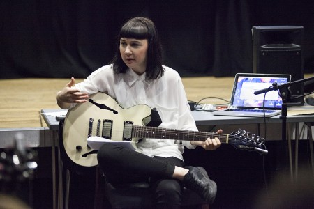 Brighter Sound presents Natalie McCool's Masterclass