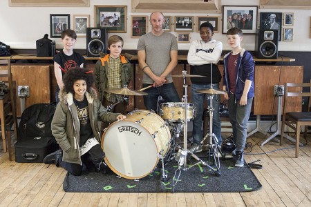 Brighter Sound presents Drumming with Jupp