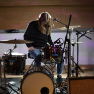 Beth Orton on the drums