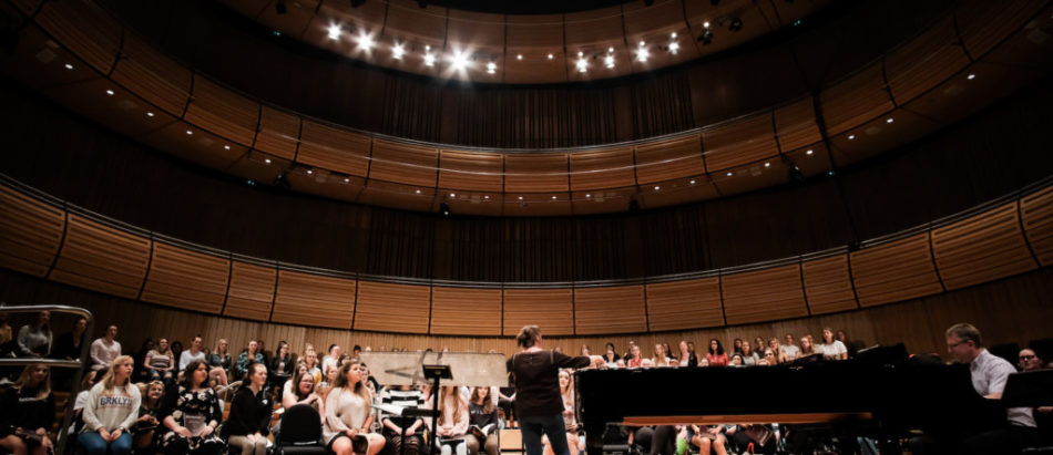BBC Proms Youth Choir - applications closed