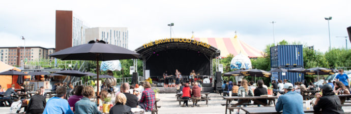 Bruntwood Stages Takeover