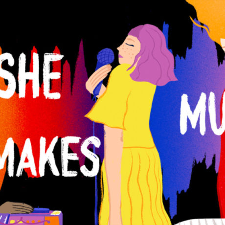 Call out: She Makes Music