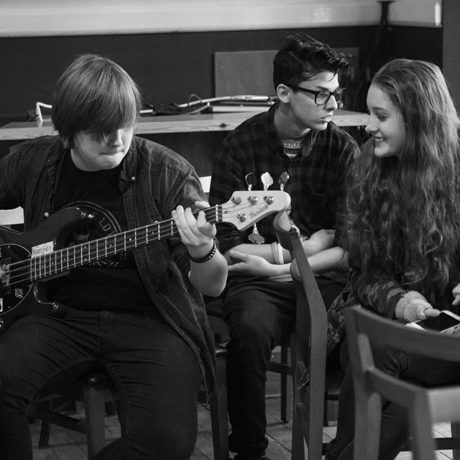 Music at Manchester Youth Zone